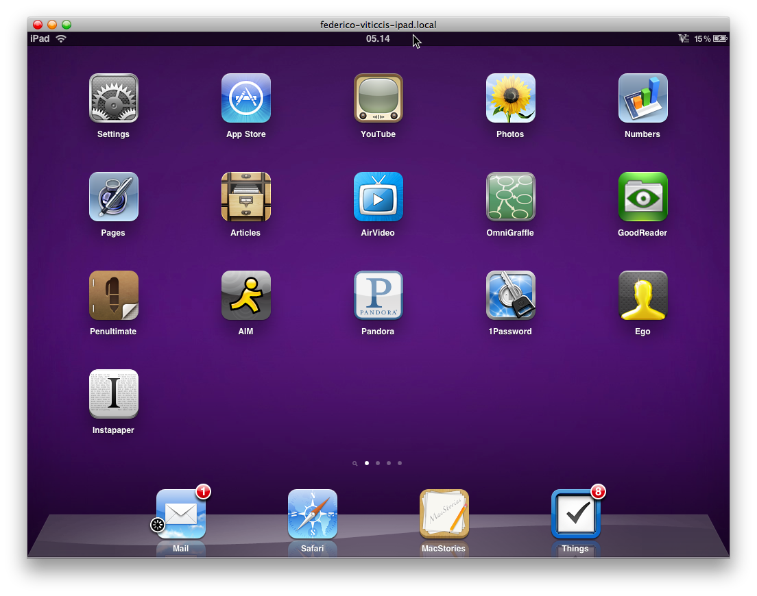 Jailbreak the iPad With Spirit for Mac And Install Your