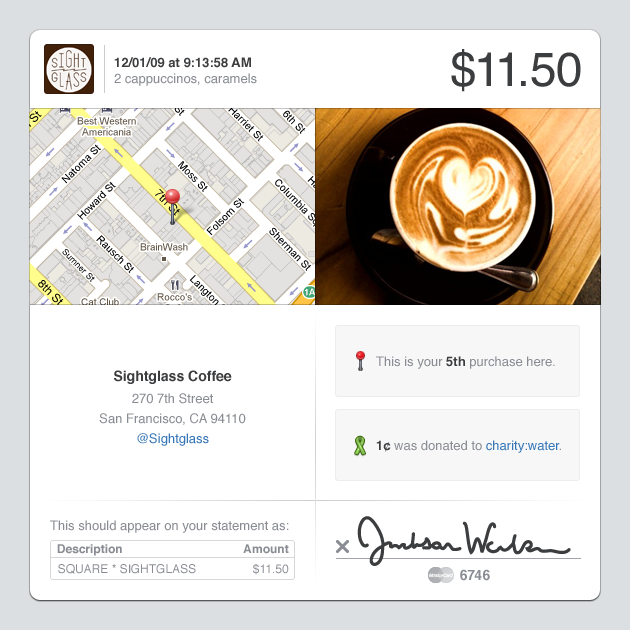 An Early Review of Square, The Revolution in Payments  – MacStories